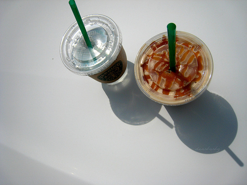 the sunshine loves sbux!