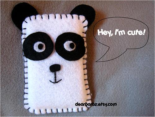 Hey, I'm cute!